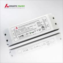 Empuje la fuente de alimentación llevada DALI que amortigua el conductor llevado 30w 12v 2.5a para los LED de SORRA