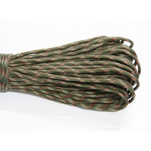 550 Waterproof Paracord Rope for Survival Bracelet