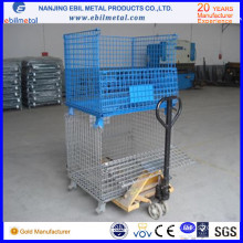 Steel Wire Decking Mesh Box