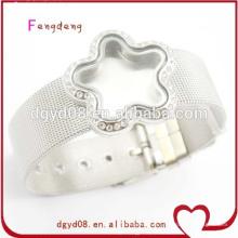 Aimant de conception plus récente fermeture Locket Bracelets