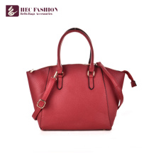 HEC Wholesale Fashion Korean Style Pink Color Lady Handbag