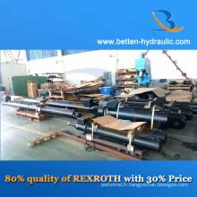 Cylindre hydraulique double effet à 50 tonnes à vendre