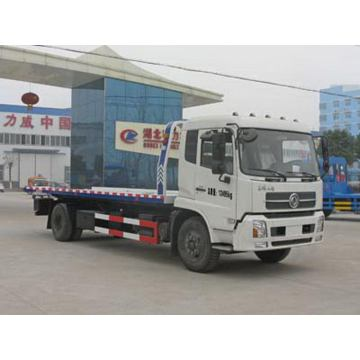 Dijamin DFAC Flatbed Car Carriers Dijual