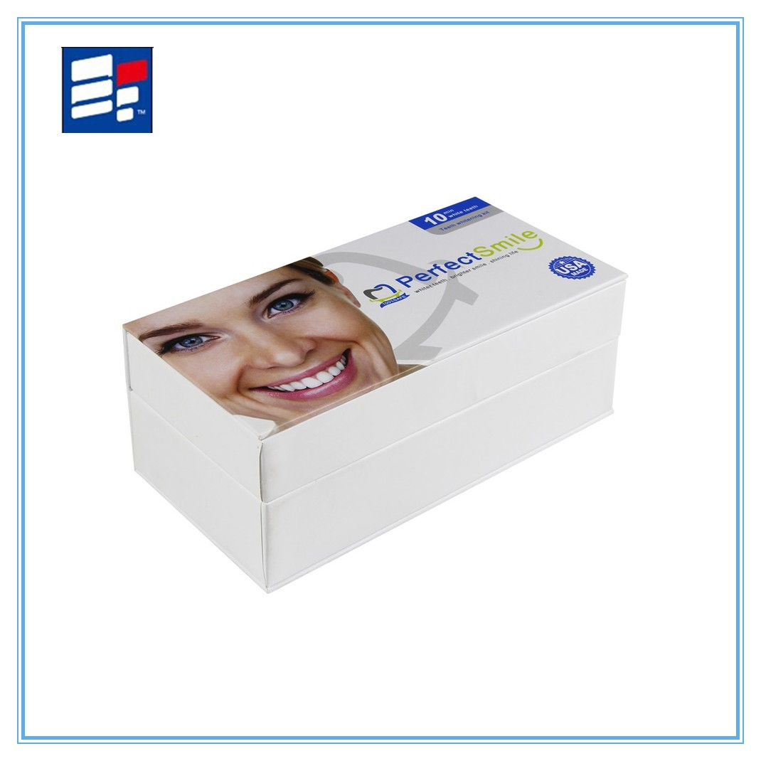 Beyond whitening accelerator box