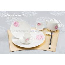 Platos y platos japoneses pintados a mano con precio barato