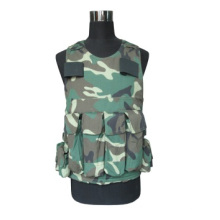 Type 8 Army Combat 3 Grade Protection Soft Bulletproof Vest
