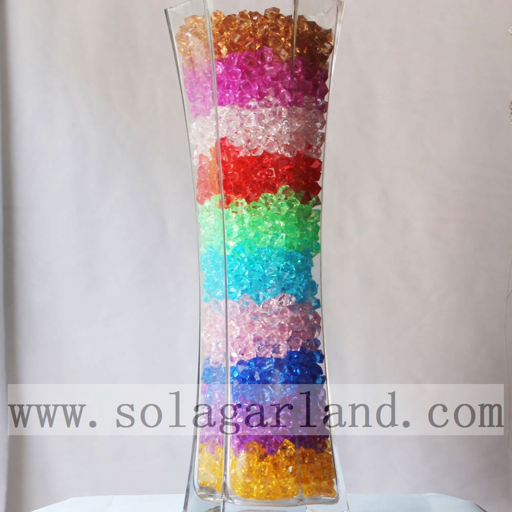 Table Scatter Confetti Vase Filler