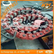 Abrazadera de seguridad de collar de taladro menor precio China fabricación KH