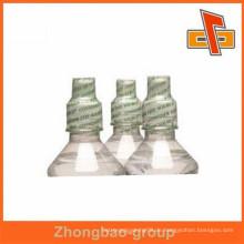 Heiße neue Produkte für 2015 billig PVC Verpackungsetikett für Mineralwasser