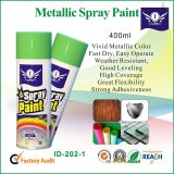 Chrome Aerosol Spray Paints To Provide Vivid Metallic Effect