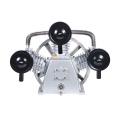 Bomba pequena elétrica do compressor de ar de 7,5 hp 3 cilindros
