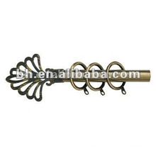 Zhejiang aluminum curtain design, rod, popular curtain rod