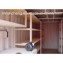 Container Storage with Four Floor Racks (shs-fp-special010)