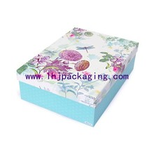 Custom Cosmetic Packaging Paper Perfume Box Luxury Watch Box