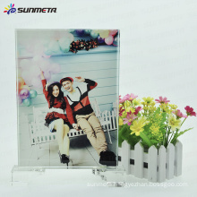 sublimation crystal photo BSJ28A Vaulted Screen 180*250*45