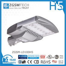 Cheap 100W LED Street Light with Philips Lumiled Chips