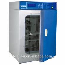 incubadora de co2 revestida de ar / água para cultura de células vem com sensor IR (sensor senseair) e PID controlam o CO2 e a temperatura