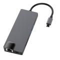 USB Hub 3.0 C To HDMI VGA Power