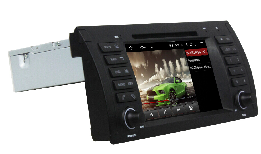 Android Car Multimedia System For BMW M5