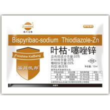 2016 Nouveau fongicide agrochimique Bismerthiazol 20% + Zinc de Thiazole 35%