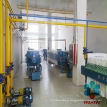 10 T / D, 30 T / D, 45 T / D, planta de óleo de mostarda contínua e automática com ISO9001