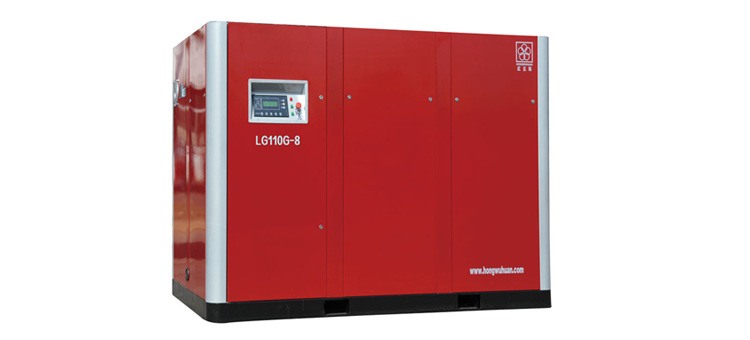 LG110G-8 hongwuhuan large screw air compressor 2
