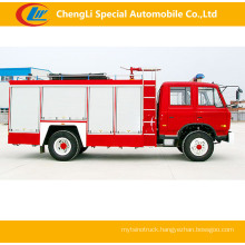 3000L Water Tank Fire Engine Truck