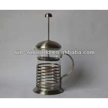 Stailess Steel Frame French Presses Tea Maker