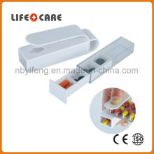High Quality Factory Medical Plastic Pill Popper Pillbox for Promotion