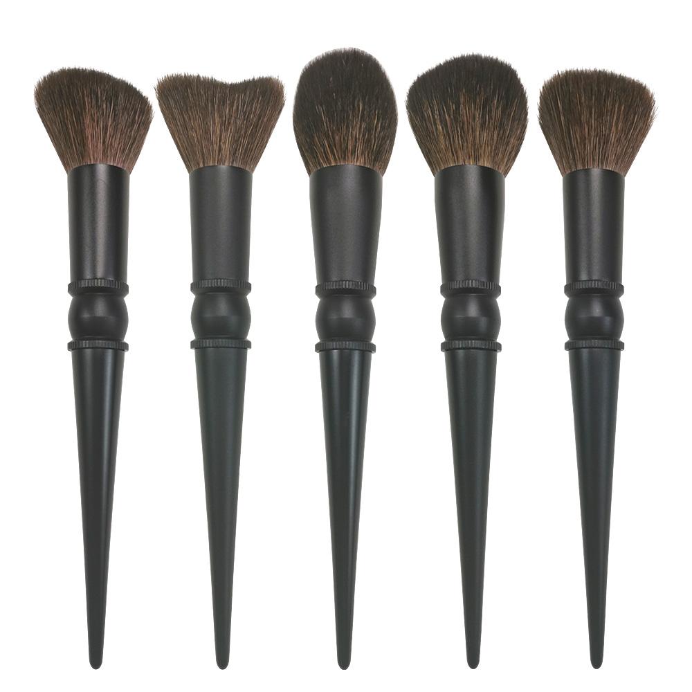 Merrynice 5 Piece Makeup Brush Set
