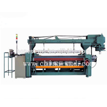 Automatic rapier loom weaving silk fabric sold in reasonable price