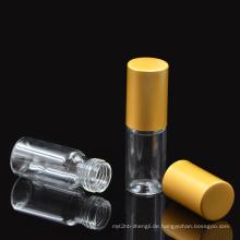 19 * 47 konkaven unteren Schraube Flasche Pulver Flasche