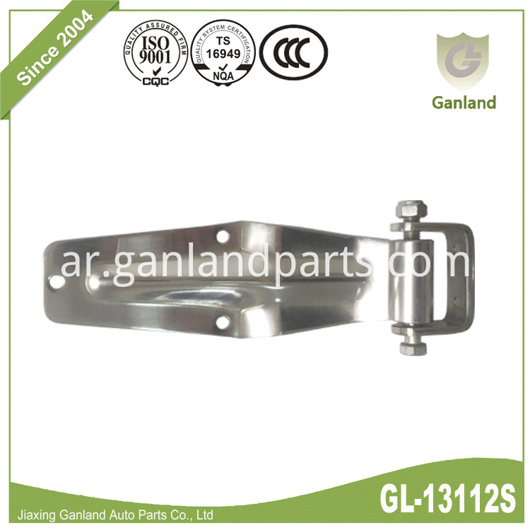 Stainless Steel Strap Hinge GL-13112S