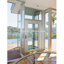 2016 new style person home use vertical platform lift