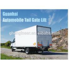 Cantilever automóvel tail gate elevador