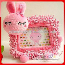 cute lovely plush toys photo picture frame