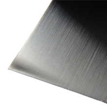 China Supplier in Stock TISCO original ASTM 304 brush finish No.4 stainless steel sheet 304 price list
