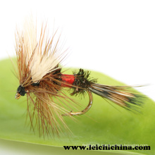 Fly Fishing Flies Vente en gros Dry Fly Royal Wulff