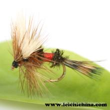 Fly Fishing Voa Atacado Dry Fly Royal Wulff