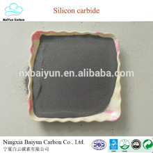 Silicium carbure noir / vert de haute pureté pour réfractaires et abrasifs