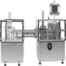 Automatic Cream cartoning machine