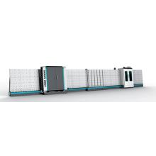 Ligne de production de double pressage de verre creux vertical