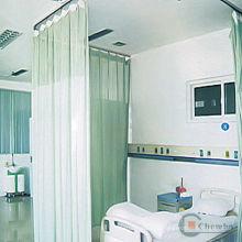 Cortina médica de la aislamiento, cortina del hospital