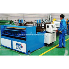 Fabricação de dutos Auto - Line3