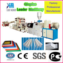 Hot Selling Good Quality PVC Free Foam Sheet Extrusion Machine