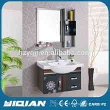 Meubles de maison Meubles en armoire classique en acier inoxydable pour baignoire Nouveau design Meubles de bain en acier inoxydable
