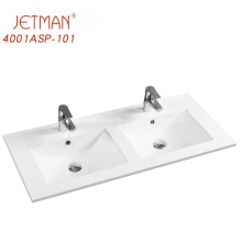 Tocador de baño con lavabo doble de diseño europeo