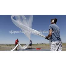 Металлизированная пленка из стратосферного шара / прозрачная пленка из стратосферного шара