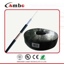 Cable del sistema de TV de circuito cerrado RG6U CCA / CCS / CU / BC