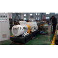 twin screw plastic extruder for TPU/TPR shoe soles granule